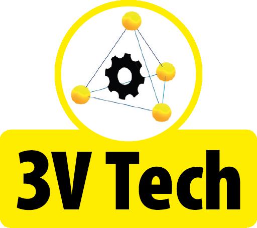 3V Tech Logo